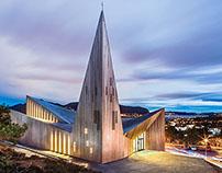 Knarvik Kirke Lighting design