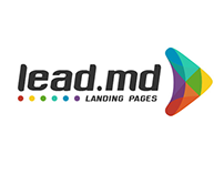 Lead.md Landing Page