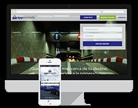 Apparcando Web / App
