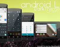 Lollipop 5.0 Dark CM11 Themes [Nucleoid]