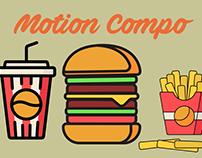 Burger / Motion Compo