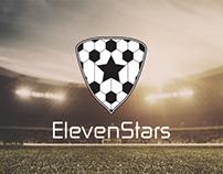 ElevenStars - Fantasy Football UI/UX Web app