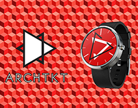 ARCHTKT Watchface Type 1  [Experiments]