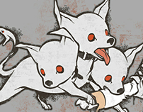 Chihuaberus - Beware of 3 Headed Dog