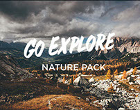 Go Explore photo pack