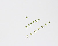 A Joyful Journey | Grand Hyatt Festive Booklet