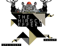 The Hirsch Effekt | Record Cover + Tour poster