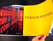 Verner Panton Artist Book