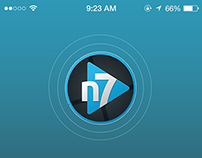 n7 Music Player Concept