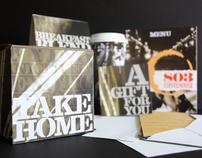 803 Coffeehouse Branding & Packaging