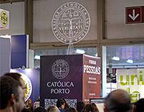 U. CATÓLICA PORTO - STAND QUALIFICA 2014