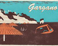 Una mano per il Gargano