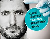 Campanha Novembro Azul - Hospital do Coração