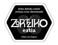 Zortziko Eztia - Zortziko Honey