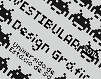 Typography, and layout creation for college entrance
