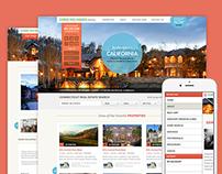 Fremont Responsive Real Estate Website