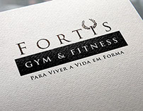 FORTIS - Gym & Fitness