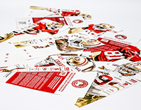 2014 49ERS SEASON TICKET PACKAGE