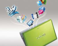 Sony VAIO Ads & Catalogue