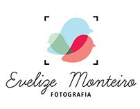 Evelize Monteiro Fotografia - Identidade visual