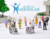 ENGELSİZ MEKANLAR - Design
