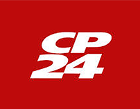 CP24 Channel Rebrand, Talk Shows and Promotions