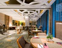 Amber Restaurant Chengdu Millennium Hotel