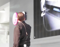 LG IFA Gesture Presentation