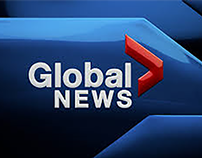 Global News 2012 rebrand - (Have to Update this space)