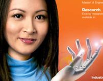 NUS School of Engineering Poster and Brochure