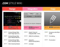 DIRECTV.com style wiki