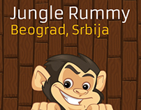Jungle Rummy FB Game