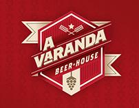 Cardápio - A Varanda Beer House
