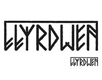 Identité visuelle Llyrdwen