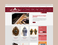 E-commerce of antique furniture