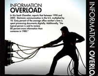 Information Overload Book Jacket