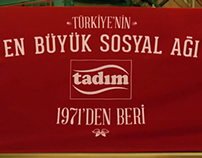 TADIM - Sosyal Ağ, TV Commercial