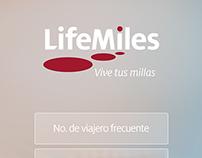 LifeMiles App