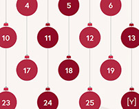 Yoke Ad-vent Calendar 2014