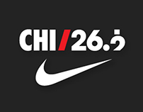 """Nike """"Own Chicago"""""""