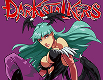 The Morrigan Coloring Project