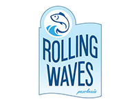 Rolling Waves sign