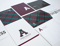 athletics correspondence cards