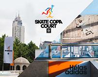 ADIDAS Skateboarding - HELAS // COPA Court