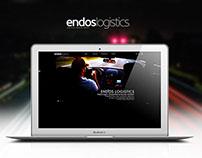 Endos Logistics Website