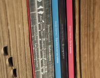 Diseño de identidad editorial - Pringles Press
