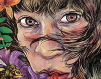 Illustration for UPPERCASE Magazine's WORK/LIFE