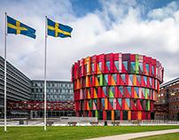 The Kuggen -- Lindholmen, Göteborg, Sweden