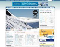 Mountainwatch website
