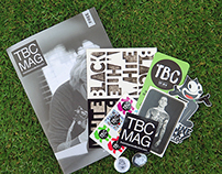 To Be Continued Magazine - Issue 3.0 'Black and White'